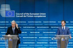 ΕΕ και ΔΟΜ συνεδριάζουν για το μεταναστευτικό στις Βρυξέλλες