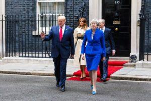 Εμπορική συμφωνία, Κόρμπιν και Brexit στις δηλώσεις Τραμπ και Μέι
