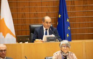 Ο Συλλούρης διαβεβαιώνει ότι η Βουλή συμβάλλει στην κατάλυση της διαπλοκής και της διαφθοράς