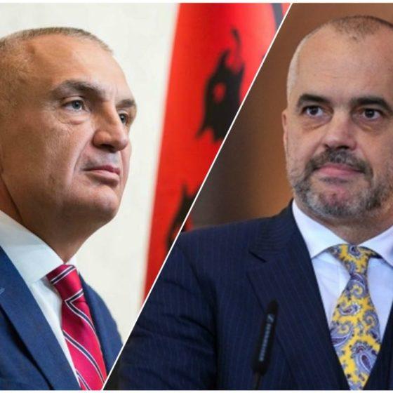 Σφοδρή σύγκρουση μεταξύ πρωθυπουργού και προέδρου στην Αλβανία