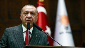 Ερντογάν: Η Ευρώπη ενδιαφέρεται μόνο πως θα εμποδίσει έρευνες Τουρκίας στην Αν. Μεσόγειο
