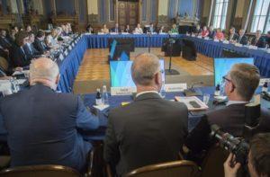 Νέες τεχνολογίες και αμυντική συνεργασία στην ατζέντα των Υπουργών Άμυνας
