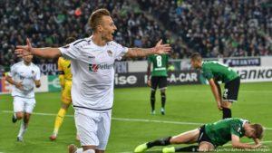 Europa League: Την πάτησαν Γκλάντμπαχ, Λάτσιο, ΤΣΣΚΑ στην πρεμιέρα των ομίλων