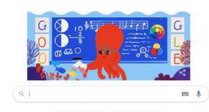 Την Παγκόσμια Ημέρα Εκπαιδευτικών τιμά το Google Doodle