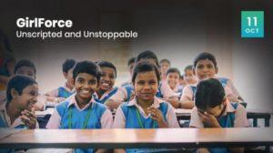 #GirlForce: Διεθνής Ημέρα Κοριτσιού η 11η Οκτωβρίου