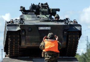 Η Φλάνδρα παγώνει τις εξαγωγές στρατιωτικού υλικού στην Τουρκία