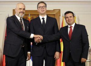 Συμφωνήθηκε η σύσταση της 'μικρής Σένγκεν' των δυτικών Βαλκανίων
