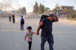 Τουλάχιστον 6 οι νεκροί σε τουρκικές παραμεθόριες πόλεις από κουρδικές ρουκέτες
