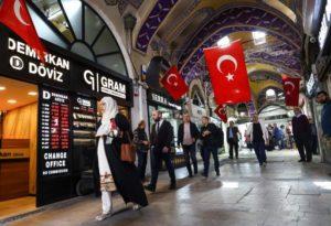 "Reuters: Η λίρα μπορεί να είναι η ""αχίλλειος πτέρνα"" της Τουρκίας στη Συρία"