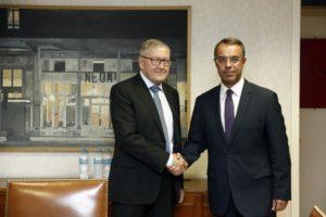 Ο ESM διορίζει τον Ηλία Δημητριάδη στο ανεξάρτητο Ελεγκτικό Συμβούλιο του οργανισμού