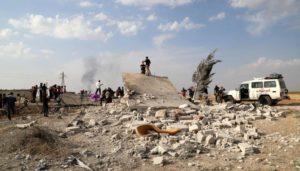 Οι δυνάμεις των ΗΠΑ αποσύρθηκαν από βάση στη βόρεια Συρία