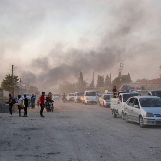 Εισβολή Τουρκίας στη Συρία: Άμαχος νεκρός ετών 6! (φωτό)