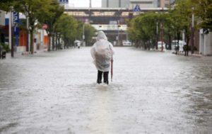 Νεκρή μία γυναίκα από τις πλημμύρες στη βόρεια Αγγλία