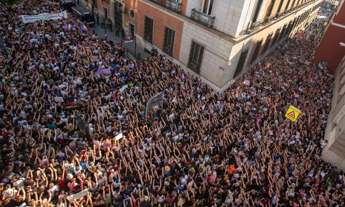 φεμινιστικού κινήματος Ισπανίας 2
