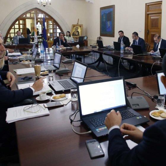 Οι σημερινές αποφάσεις του Υπουργικού Συμβουλίου