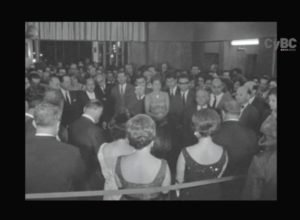 7.β Εγκαίνια Ξενοδοχείου Σαράι στις 30 08 1963.