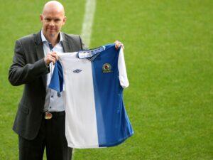 New Blackburn Rovers manager Henning Berg