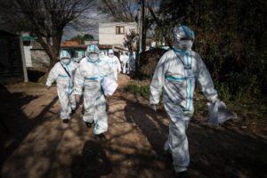 Ξεπέρασαν τους 25.000 οι νεκροί εξαιτίας του COVID-19 στη Βραζιλία