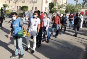 Νέο ημερήσιο αρνητικό ρεκόρ κρουσμάτων στην Αίγυπτο με 1127 νέες επιβεβαιωμένες περιπτώσεις
