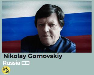 Nikolay Gornovskiy