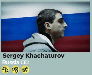 Sergey Khachaturov