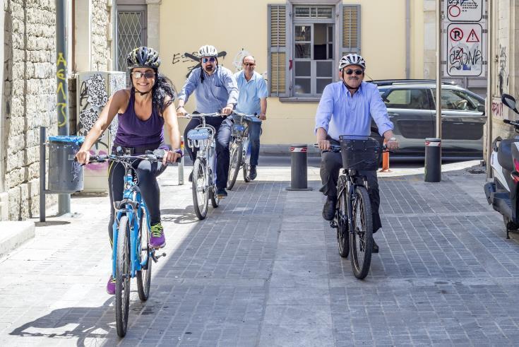 Δωρεάν ποδήλατα 1