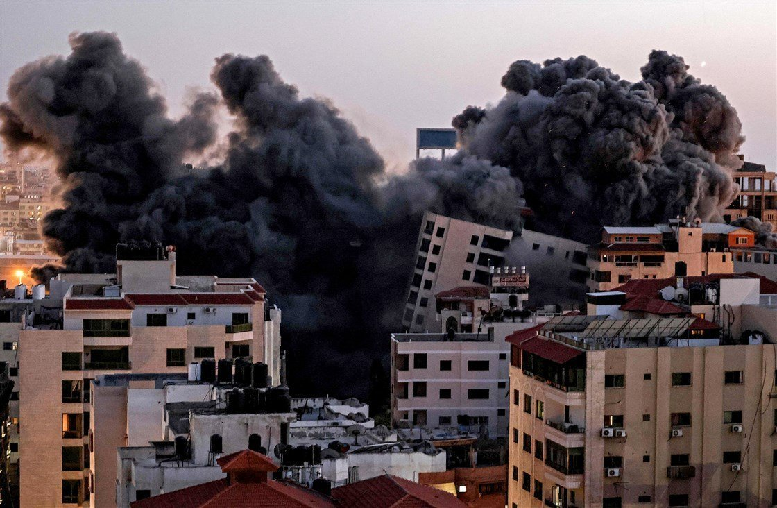 210511 Gaza Building Collapse Ew 313P 56B2C96F9Bf6335810A55042628D9Ed2.Fit 1120W