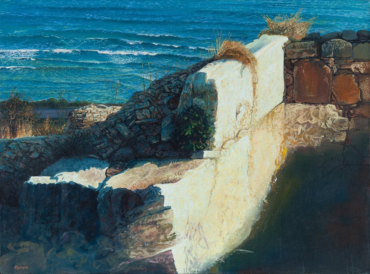 4. Wall And The Sea