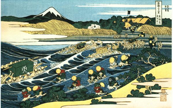 Hokusai Fuji9