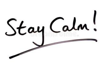 Close Up Stay Calm Message Handwritten White Background 169530232 750X400 Ggkujp