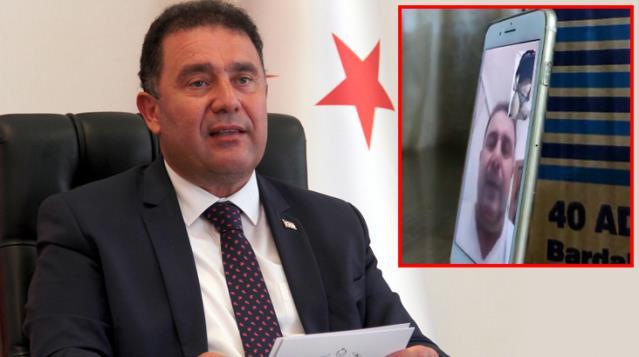 Κατεχόμενα: Πολιτικές διαστάσεις παίρνει το ροζ βίντεο του Σανέρ ενόψει του εκλογικού συνεδρίου του ΚΕΕ